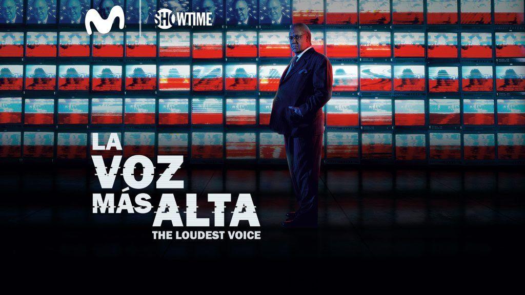 La voz más alta, sobre el fundador de Fox News, llega a Movistar