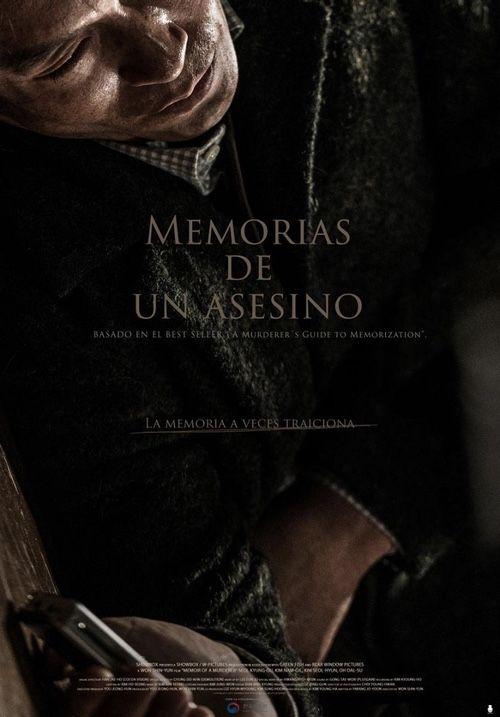 Memorias de un asesino