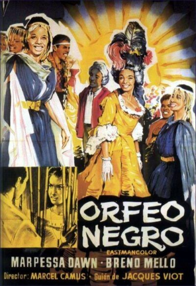 Orfeo Negro Póster