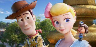 Portada de Toy Story 4