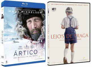 Ártico y Lejos de Praga en DVD y Blu-Ray en Julio 2019
