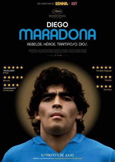 Diego Maradona Póster