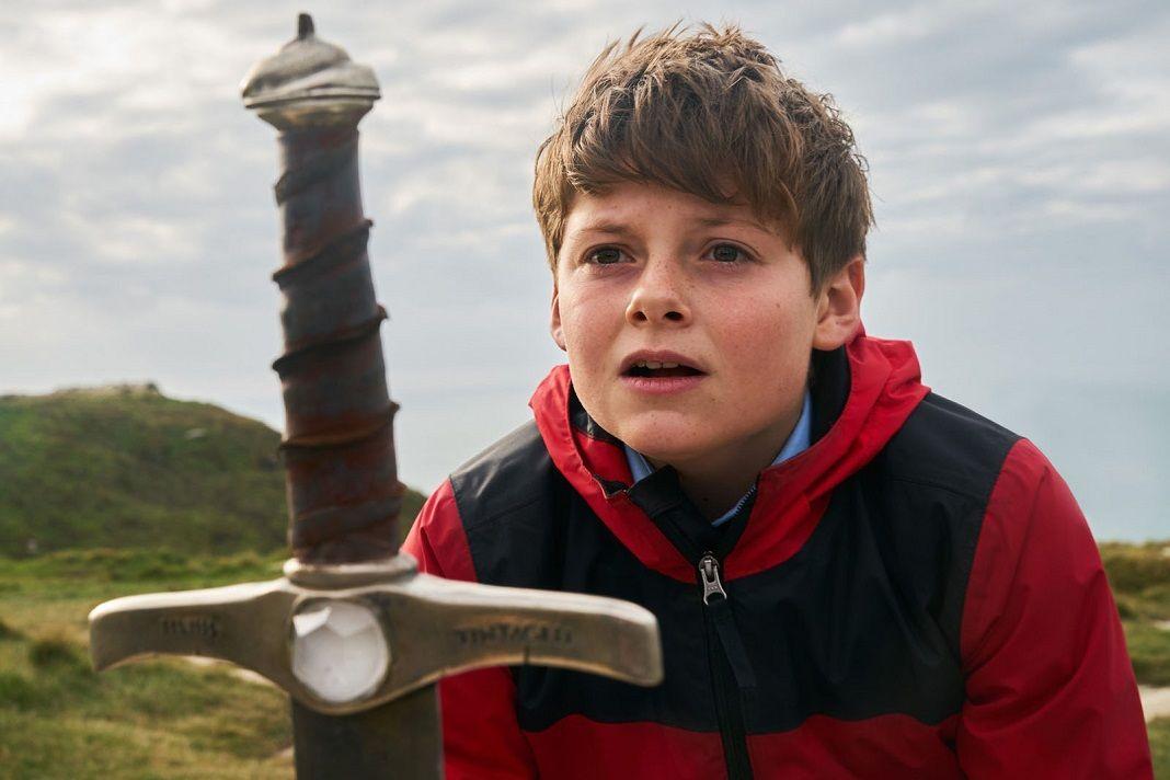 El niño que pudo ser rey en DVD y BLU-RAY
