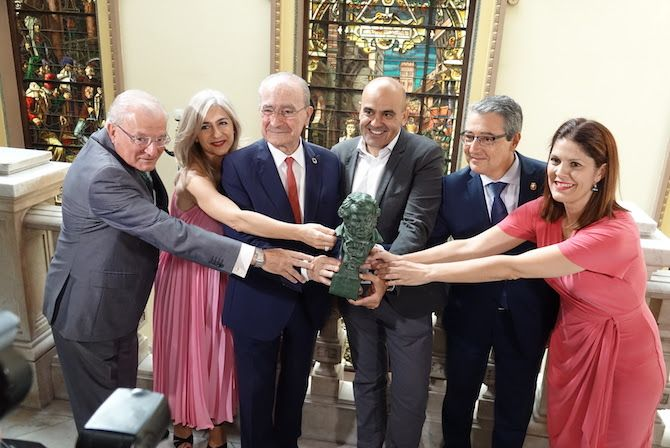 Goya 2020 se celebrarán en Málaga