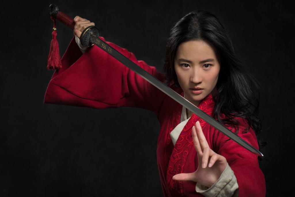 primer tráiler de Mulan