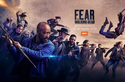 La segunda mitad de la quinta temporada de Fear the Walking Dead