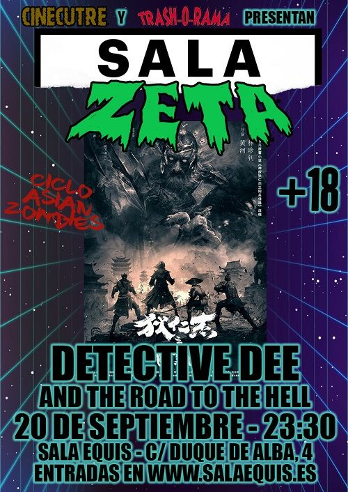 Detective Dee And The Road To Hell