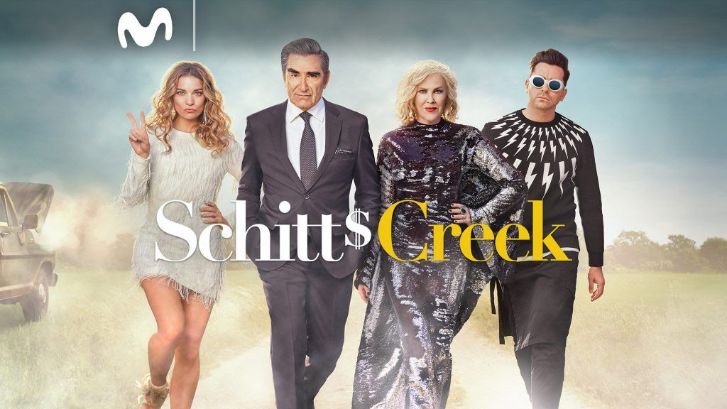 Quinta temporada de Schitt's Creek