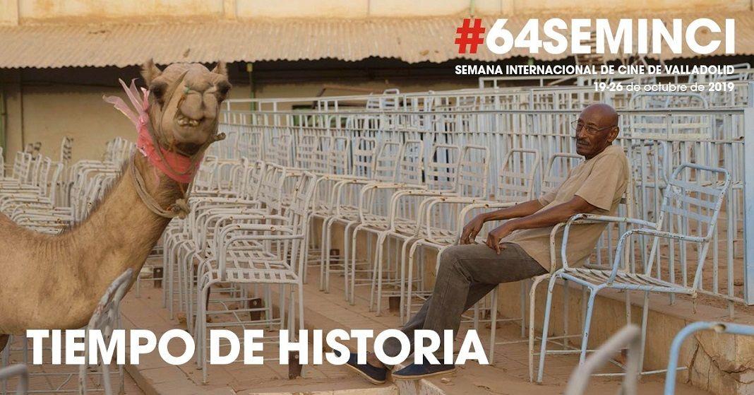 Tiempo de Historia De Seminci 2019