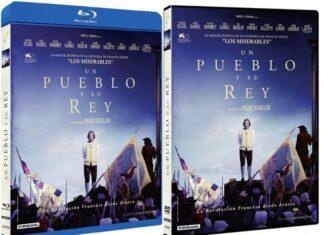 Un pueblo y su rey en DVD y BLU-RAY