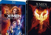 X-Men Fénix Oscura en DVD y BLU-RAY