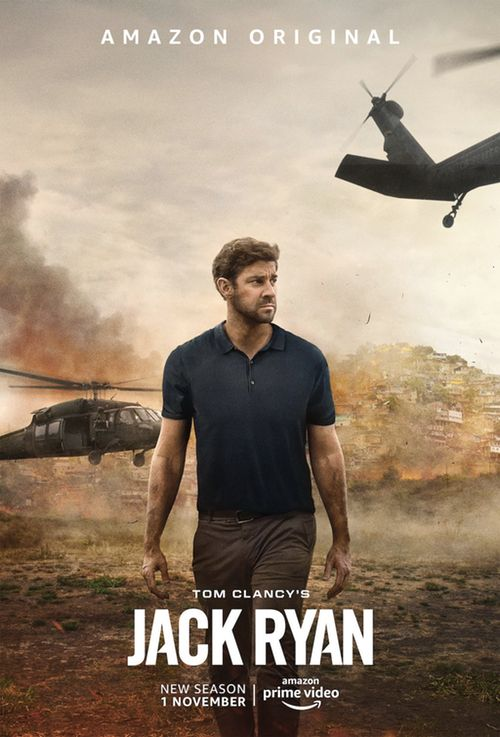 Jack Ryan, de Tom Clacy