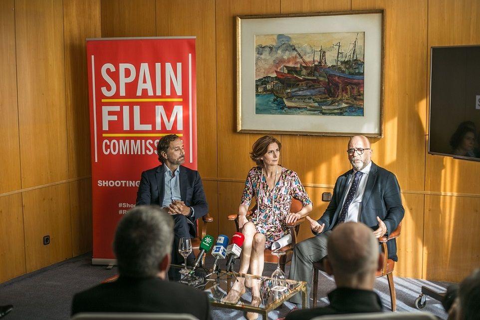 Shooting in Spain