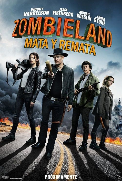 Zombieland mata y remata