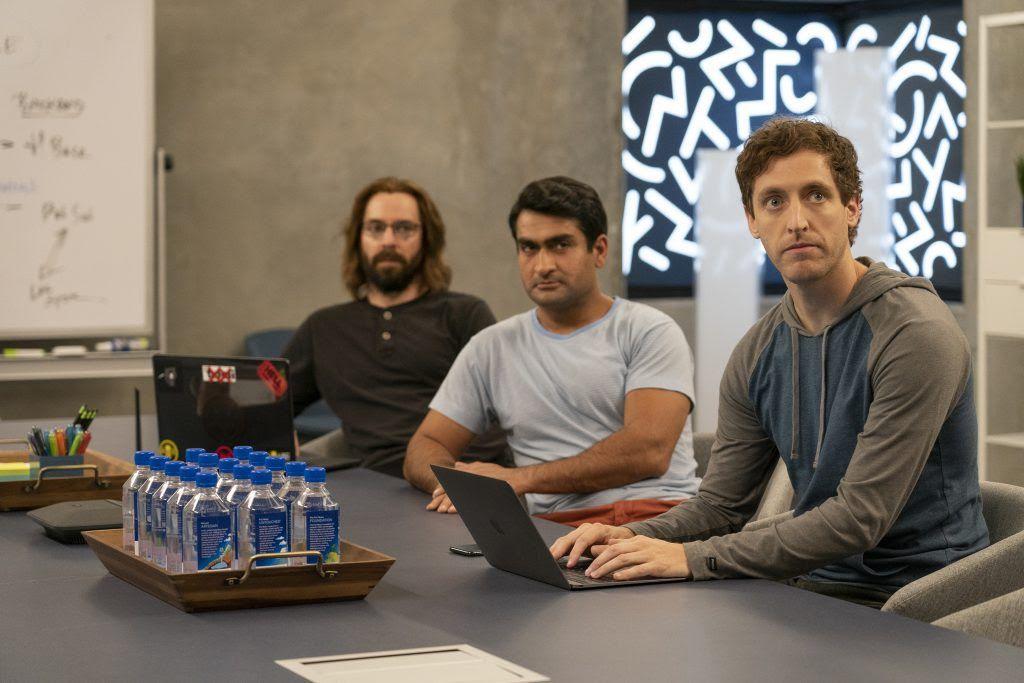 temporada final de Silicon Valley