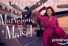 tercera temporada de The Marvelous Mrs. Maisel