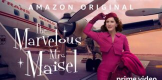 tercera temporada de The Marvelous Mrs. Maisel