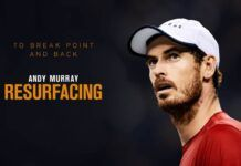 Andy Murray Resurfacing
