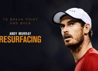 Andy Murray Resurfacing