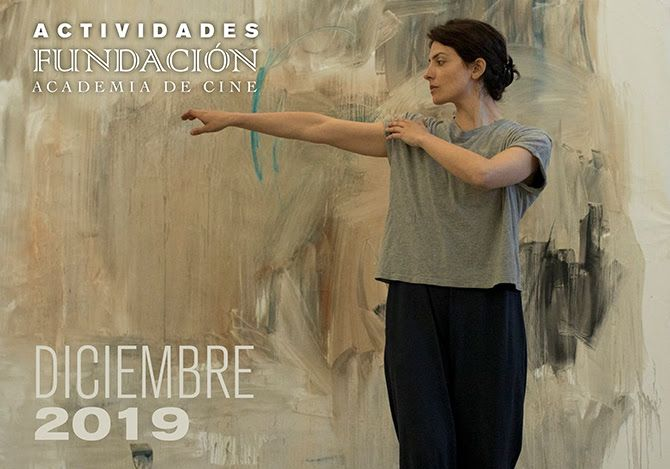 Diciembre 2019 en la Academia de Cine