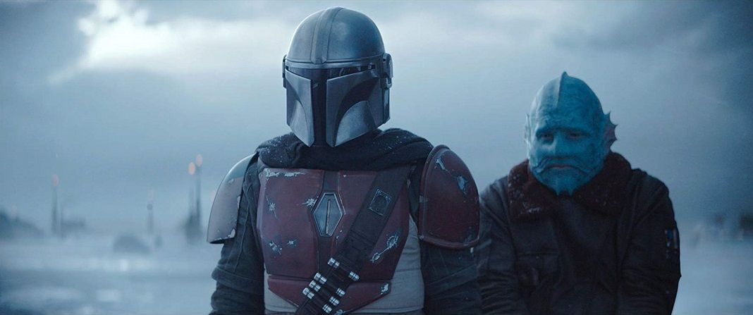 primer episodio de The Mandalorian