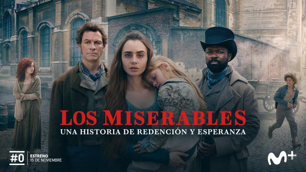 serie Los Miserables