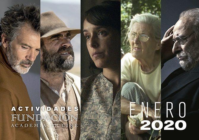 Enero 2020 en la Academia de Cine