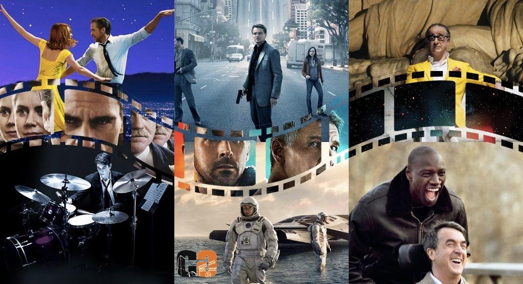 Mejores películas internacionales 2010-2019