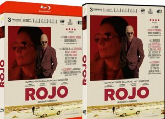 Rojoen DVD y BLU-RAY