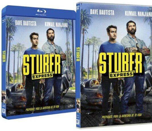 Stuber Express en DVD y BLU-RAY