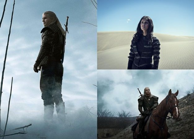 primera temporada de The Witcher