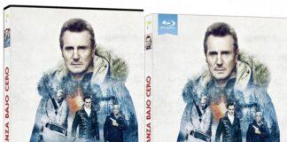 Venganza bajo cero en DVD y BLU-RAY