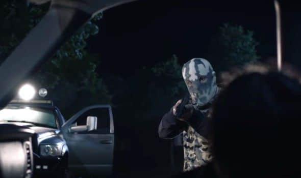 octavo episodio de Watchmen