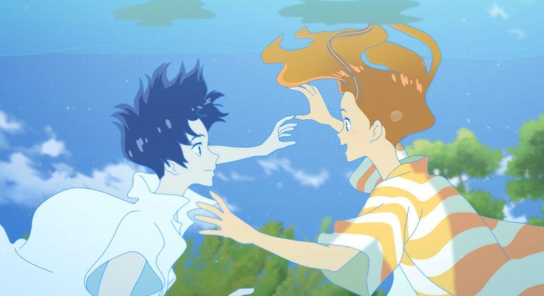 El amor está en el agua