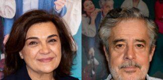 Eloísa Vargas y Carlos Iglesias