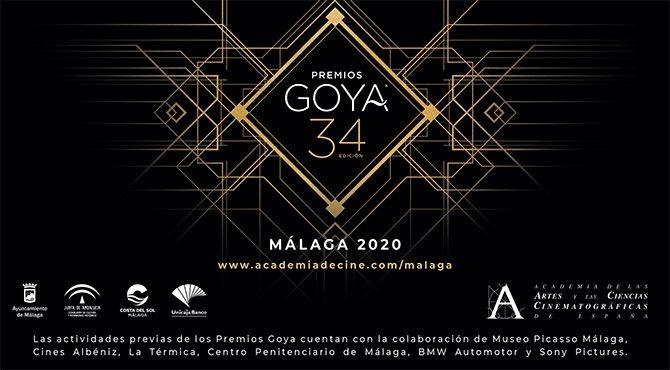 actividades previas a los Goya 2020