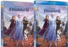 Frozen 2 en DVD y BLU-RAY