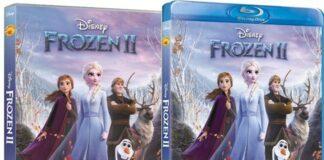 Frozen 2 en DVD y BLU-RAY
