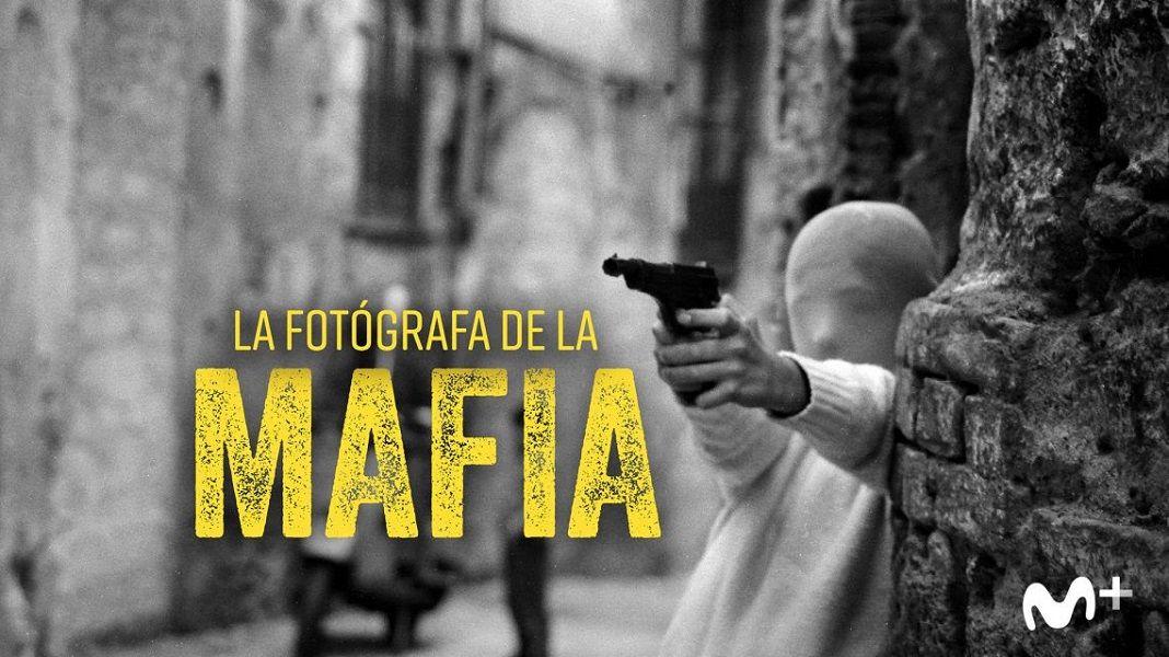 La fotógrafa de la mafia
