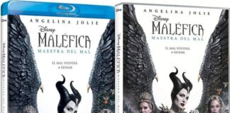 Maléfica Maestra del Mal en DVD