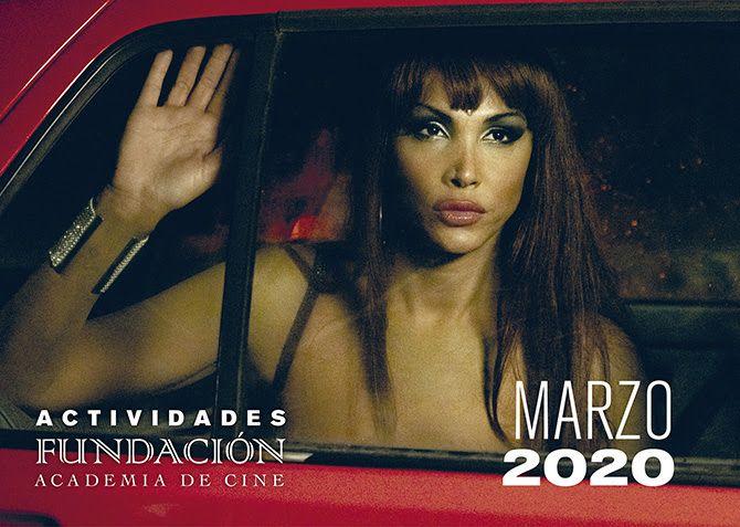 Marzo 2020 en la Academia de Cine