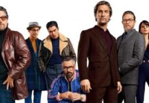 The Gentlemen Los señores de la mafia