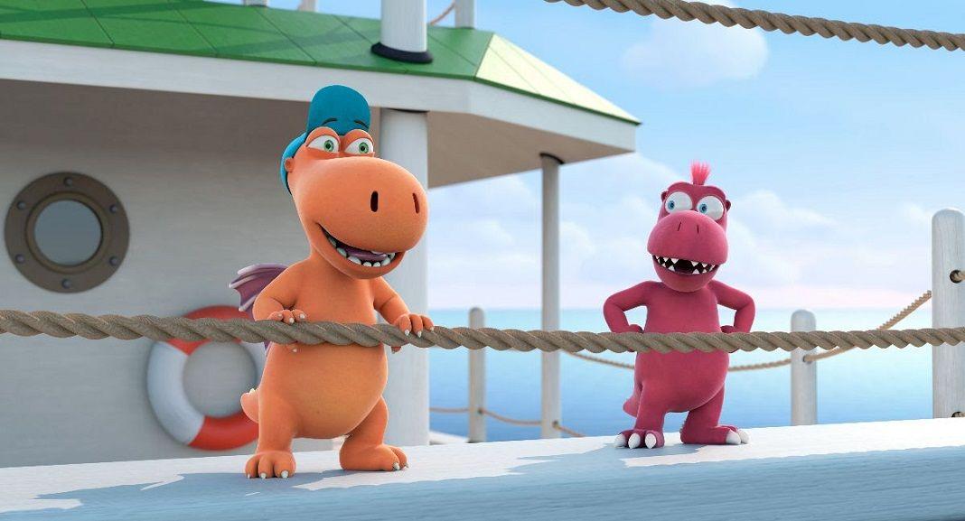 Coco el pequeño dragón. Aventuras en la Jungla