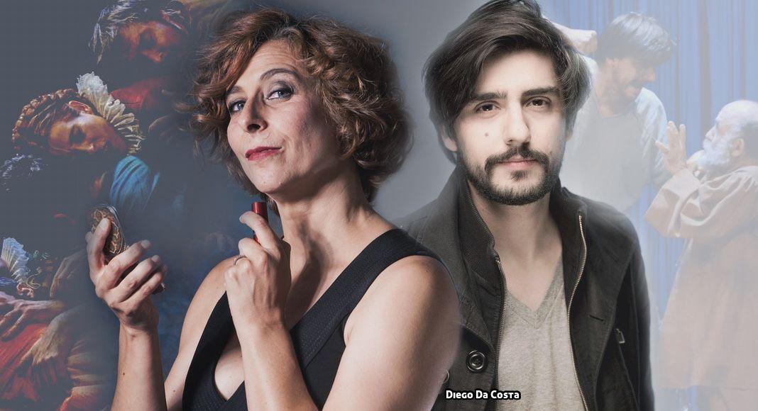Eva Trancón y Juan Ceacero
