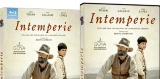 Intemperie en DVD