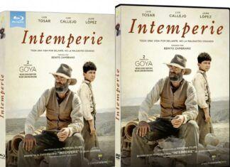 Intemperie en DVD