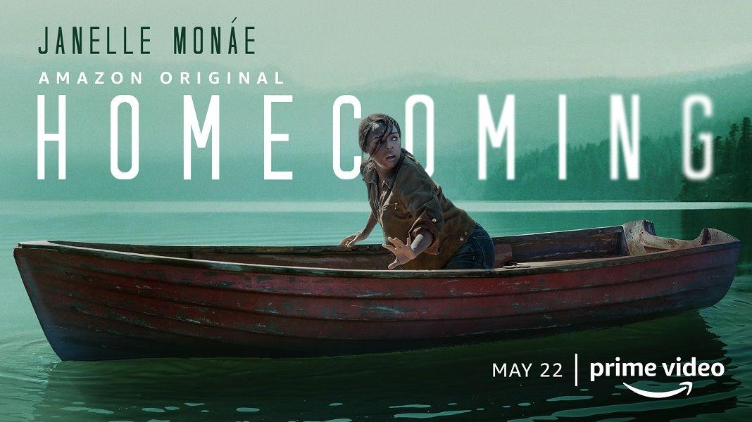 segunda temporada de Homecoming