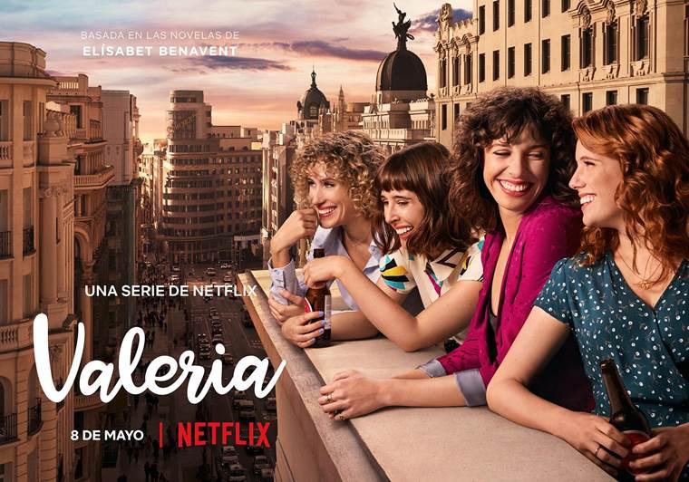 serie Valeria