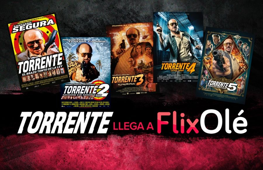 Santiago Segura FlixOlé