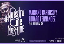 Mariano Barroso y Eduard Fernández